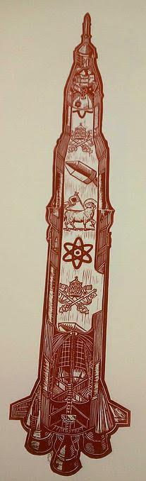 Rune_HDM_2011_Linoleum relief cut_12x36